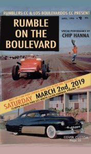 Rumble On The Blvd 2019