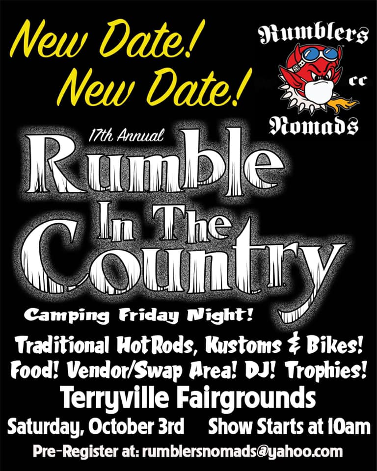 2020 Rumble In The Country